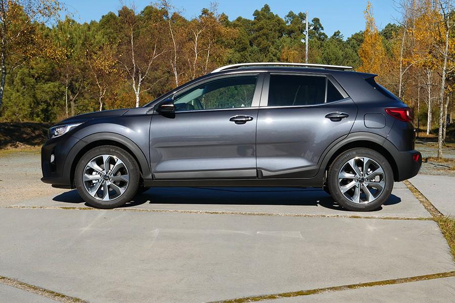 El Kia Stonic tiene un diseño muy acertado que resulta atractivo y está bien aprovechado.