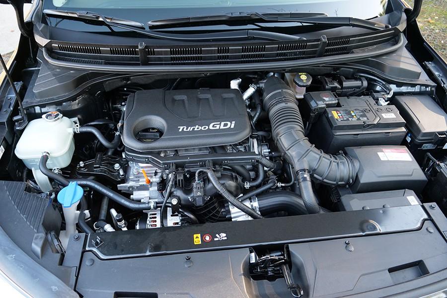 El motor 1.0 T-GDi de Hyundai-Kia es uno de los mejores 3 cilindros del mercado.