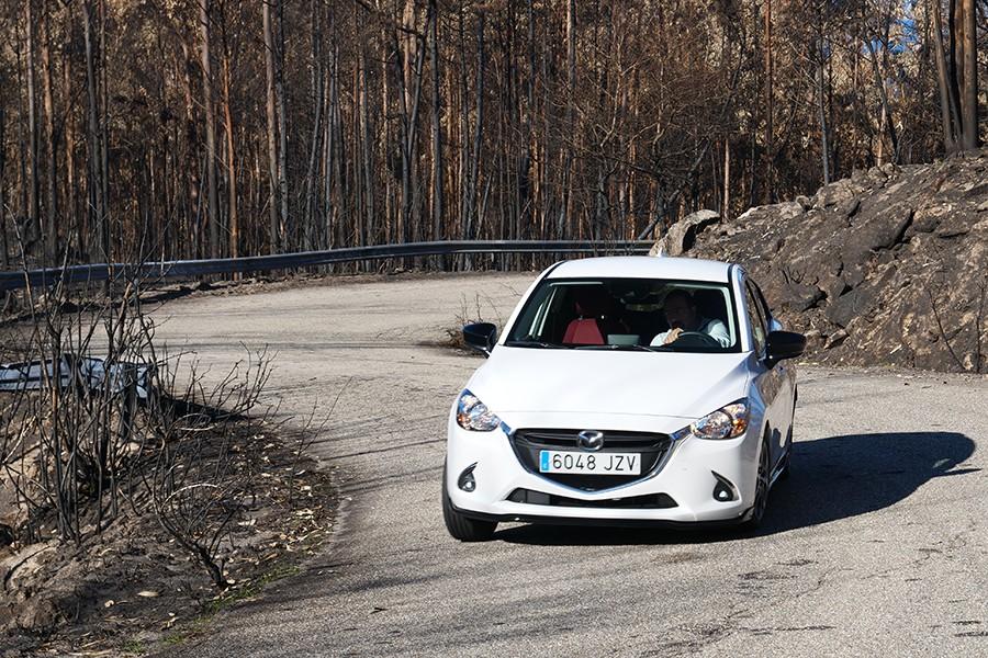 Prueba: Mazda2 Red Edition 2017, a examen