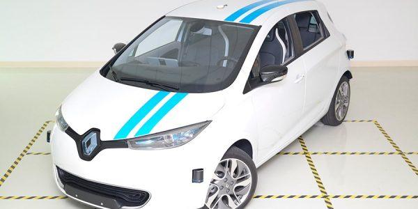 Renault presenta un coche autónomo que evita obstáculos