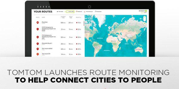 ¿Conseguirá TomTom Route Monitoring acabar con los atascos?