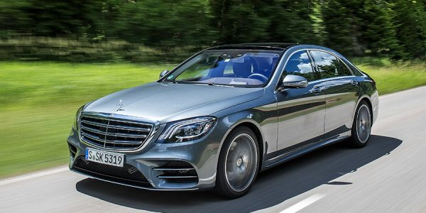 "Mercedes equipará el kit ""Anti Audi A8"" en el próximo Clase S"