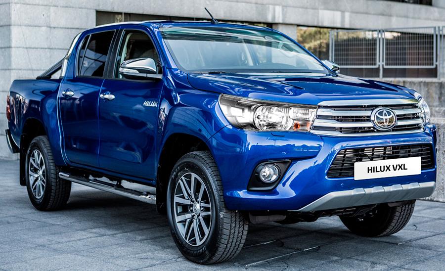 Toyota Hilux 2018: ¿Qué hay de nuevo?