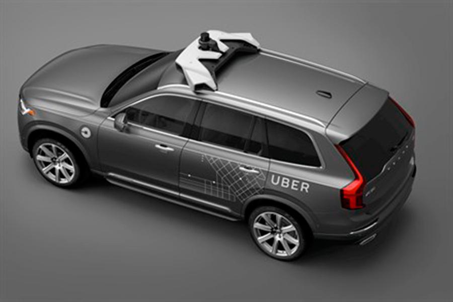 'Robo taxi' la nueva 'app' de Volvo y Uber