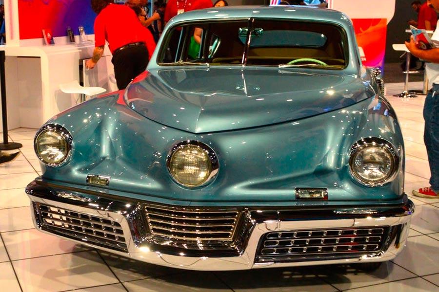 Los coches más raros del SEMA Las Vegas 2017