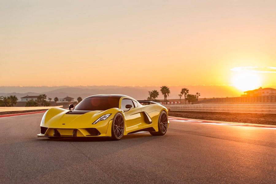 Hennessey Venom F5: hasta donde el Bugatti Chiron no llegará nunca