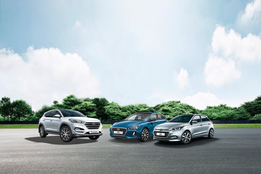¿Quieres un Hyundai? Ahora es el momento de tenerlo y ahorrar