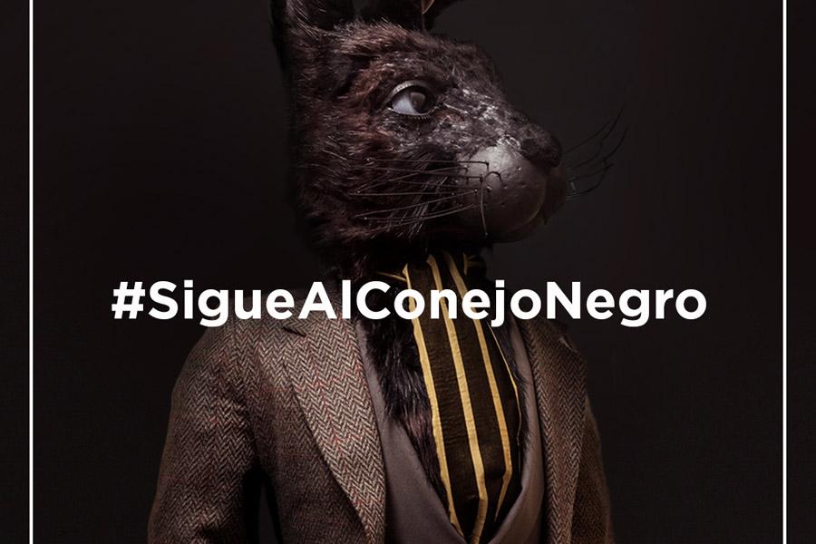 #SigueAlConejoNegro si quieres el Calendario Pirelli 2018
