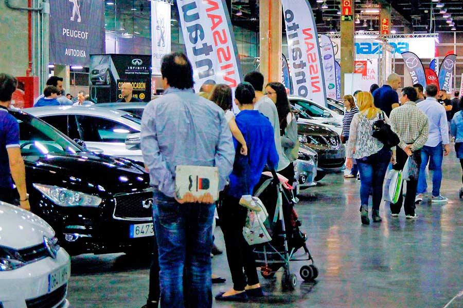La Feria del Automóvil de Valencia se encumbra en número de coches