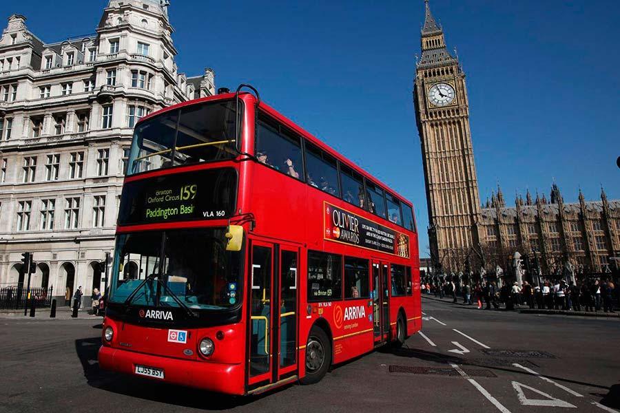 'Bio-Bean' pone en marcha al autobús inglés ¡con café!