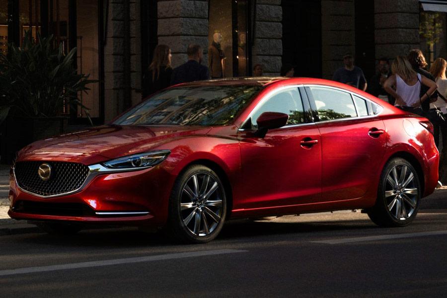 Mazda 6 2018, ahora con motor turbo de 250 CV
