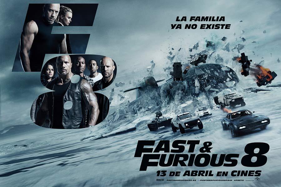 Si hay algo seguro con cada entrega de Fast & Furious, es que no van a faltar coches, persecuciones y explosiones.
