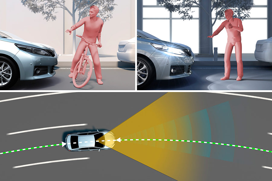 Toyota nos trae su 'Safety Sense' mejorado