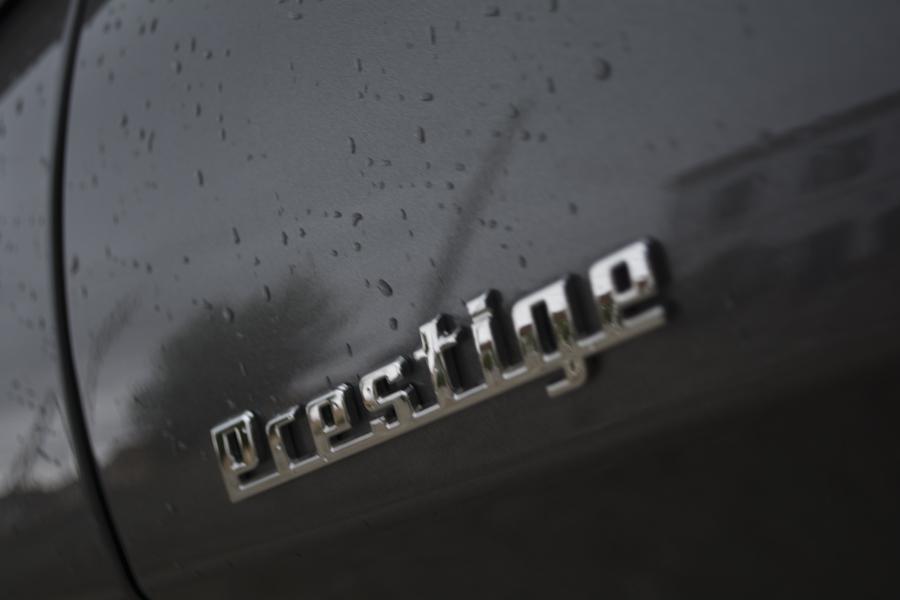 El DS5 Prestige es el más y mejor equipado de la gama.