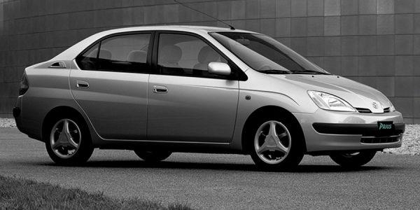Así celebra Toyota los 20 años del Prius