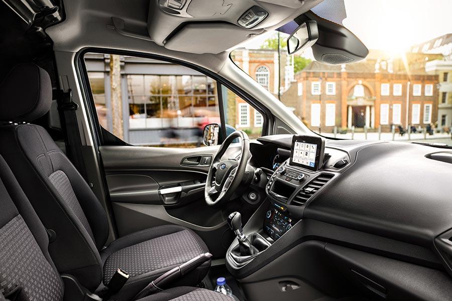 Transit Connect y Transit Courier. Lo nuevo de Ford Comercial.