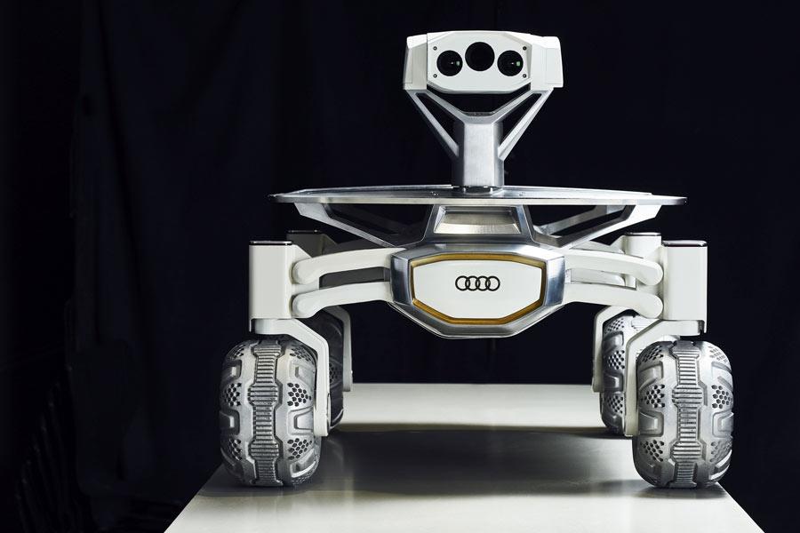 Apollo 45, el vídeo de Audi para rendir homenaje a las misiones lunares