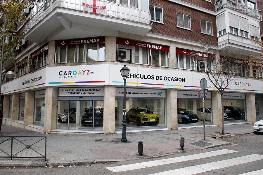 Abre el primer Cardayz Center en Madrid