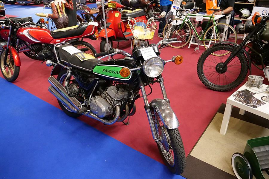 Actualmente existen casi un millón de motos clásicas en España.