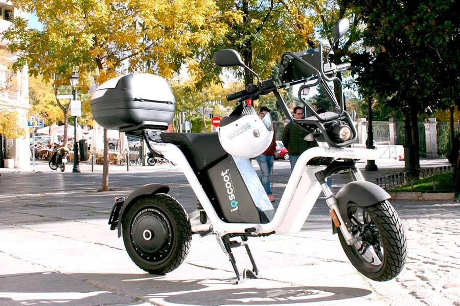 ¿Cómo funcionan las motos eléctricas de alquiler?