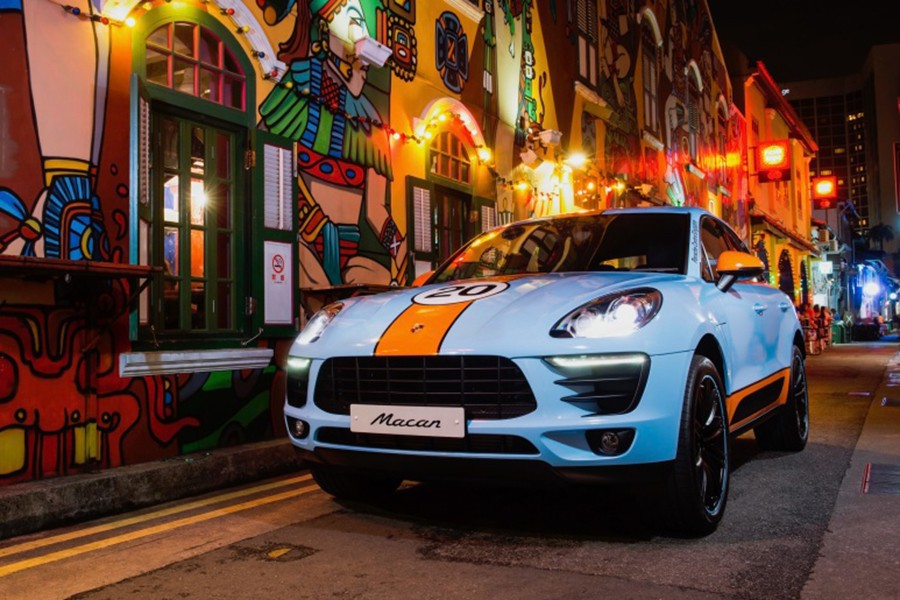 Los 5 Porsche Macan más especiales
