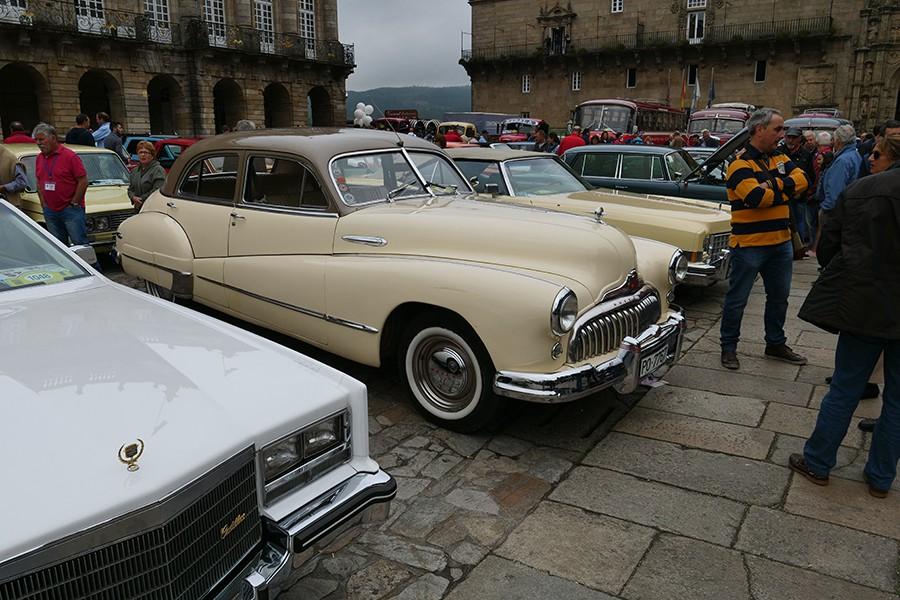 Actualmente hay más de 3,5 millones de coches clásicos en España.
