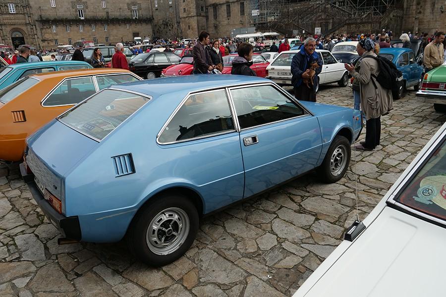 Más de 6 millones de coches clásicos en España