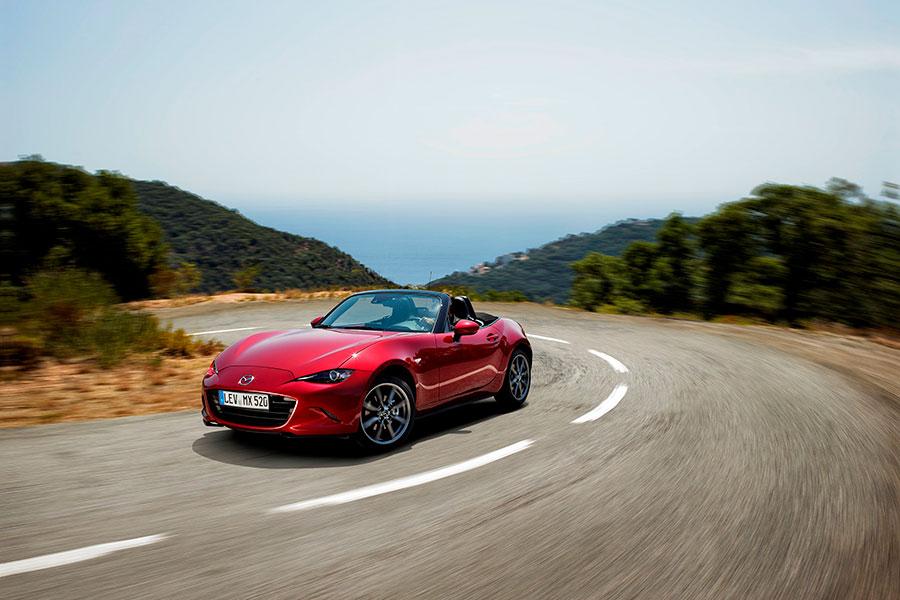 Conducir sigue siendo un placer en España