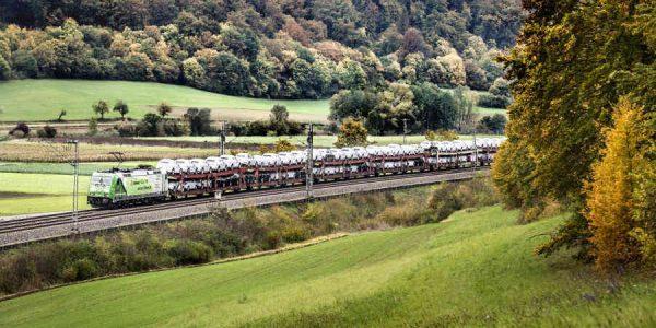 'DBeco plus', el transporte ferroviario de Audi libre de emisiones