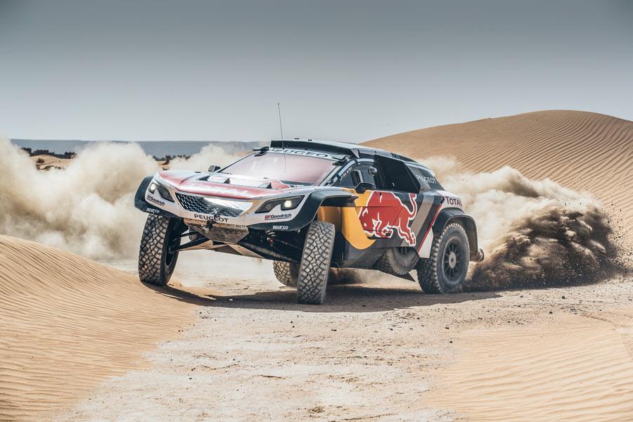 Viaje al Dakar gracias a Peugeot e Ibericar Motors Málaga