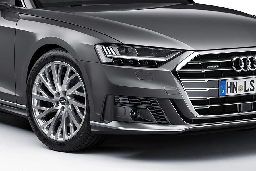 Haz todavía más deportivo al nuevo Audi A8 2018