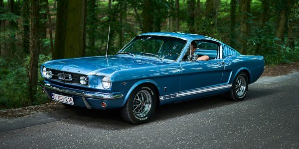 Regala un Mustang por Navidad