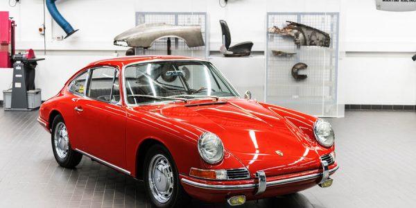Porsche trae a la vida al 911 más antiguo del mundo