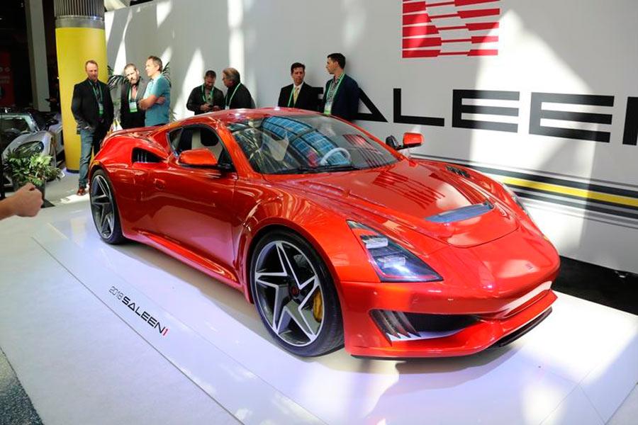 Saleen S1: 450 CV para un nuevo deportivo americano
