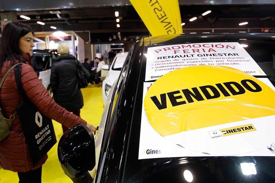 La Feria del Automóvil de Valencia cierra con cifras récord