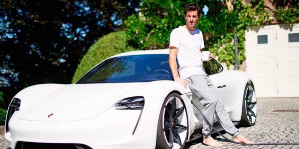 """¿Un Porsche autónomo con modo deportivo """"Mark Webber""""?"""