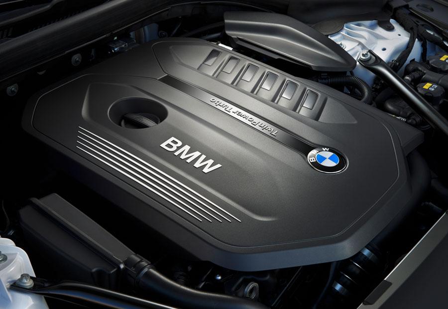 La gama de motores de los nuevo BMW tienen muy en cuenta el ahorro de combustible.