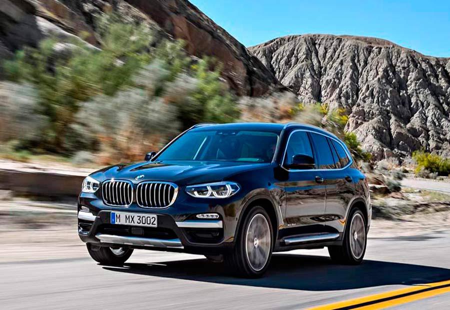 Conducimos los nuevos BMW X3 y Serie 6 GT