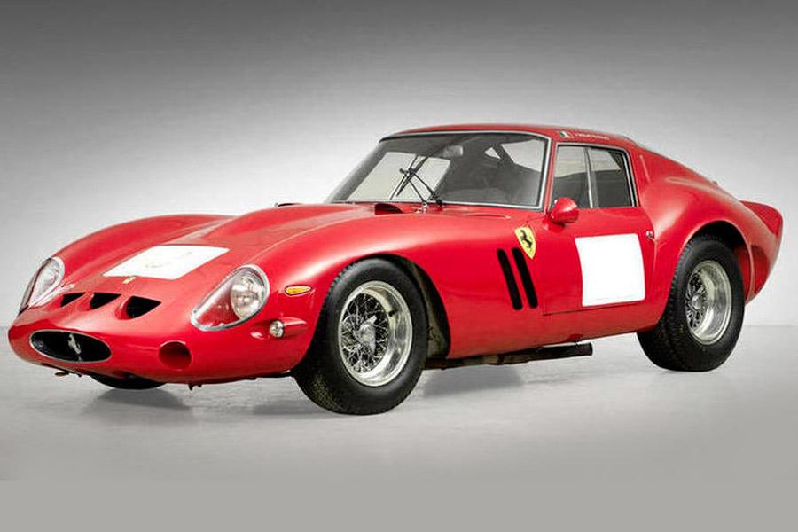 Ferrari 250 GTO Berlinetta 1962.