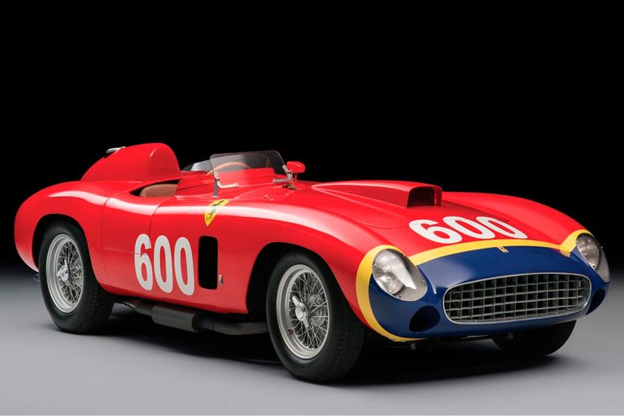Ferrari 290 MM 1956.