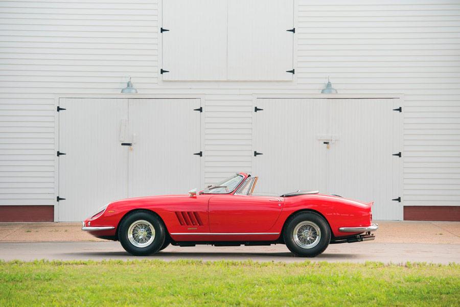 Ferrari 275 GTB/4 S NART Spider 1967.