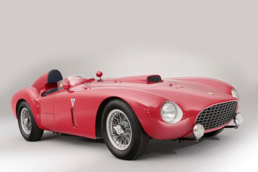 Ferrari 375 Plus Spider Competizione 1954.