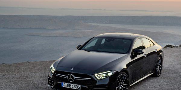 Mercedes AMG CLS 53: microhibridación y seis cilindros para 435 CV
