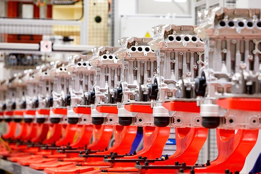 La fábrica consigue energía a partir de la incineración de residuos, biomasa y biocombustibles reciclados.