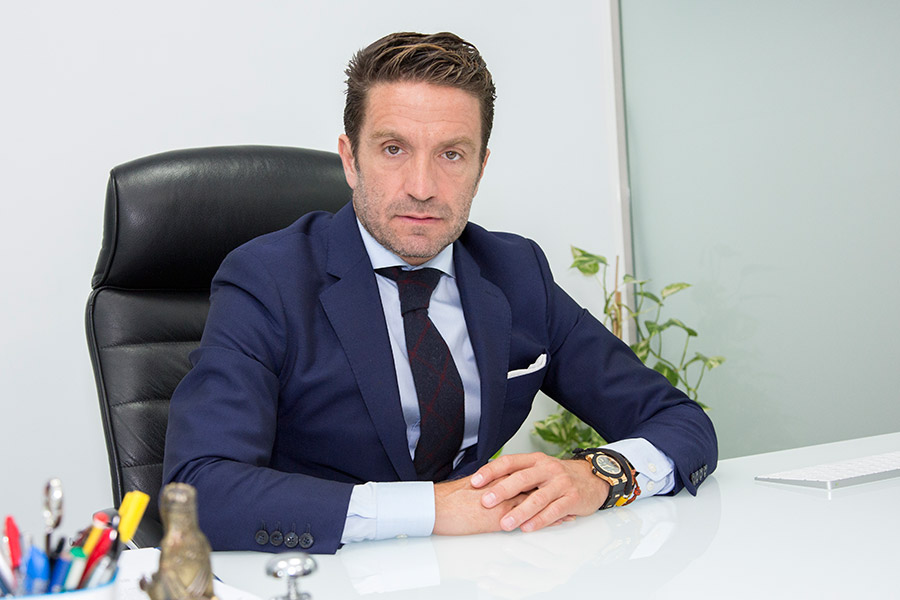 Gerardo Pérez. Nuevo presidente Faconauto.