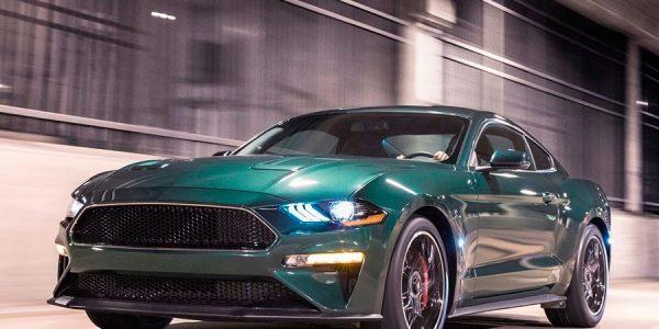 El Ford Mustang de Bullit se reencarna en 2018