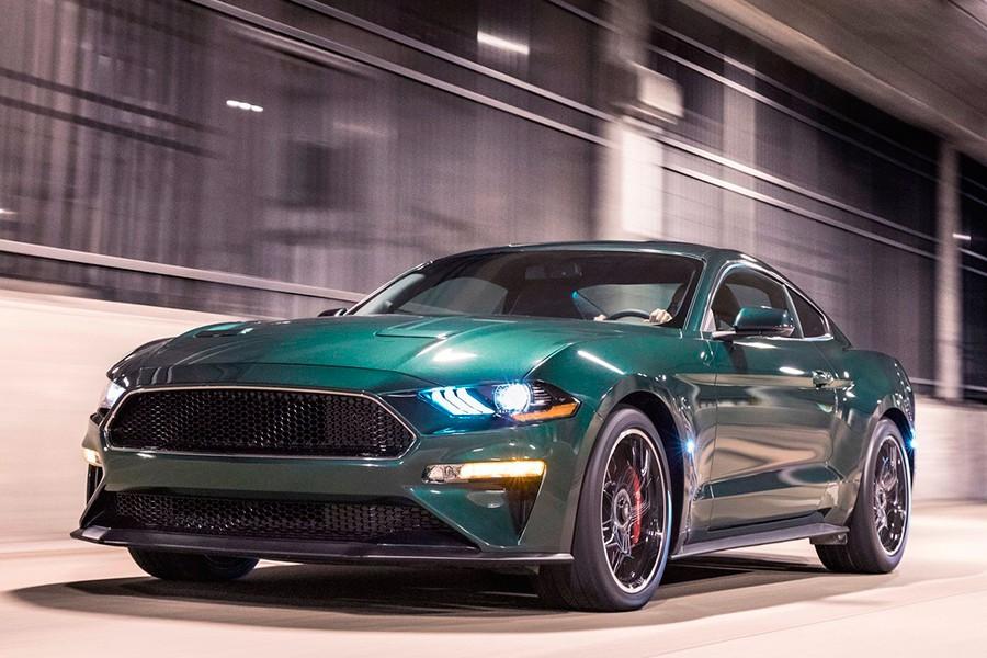 El nuevo Ford Mustang de Bullit