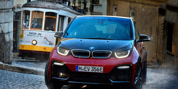 El innovador control de tracción del BMW i3