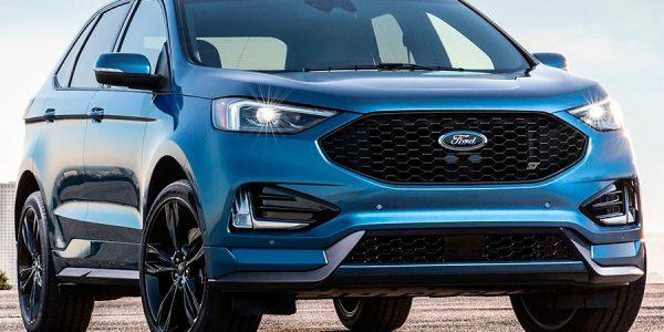 El nuevo Ford Edge ST 2018 sube hasta los 340 CV