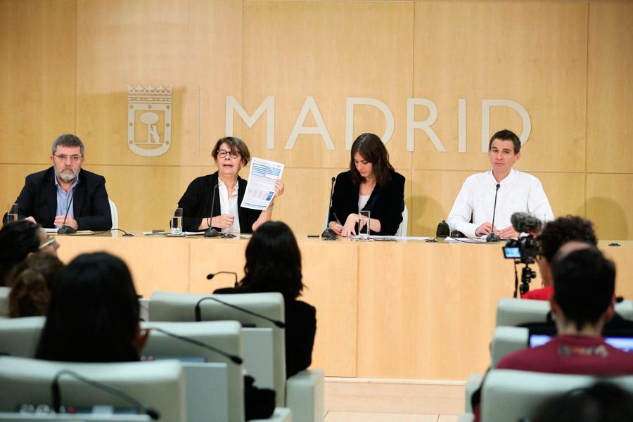 Madrid rediseña sus multas de tráfico